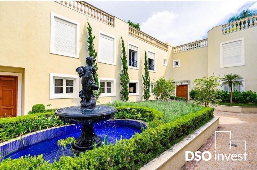 Casa em Condominio - Jardim Petrópolis