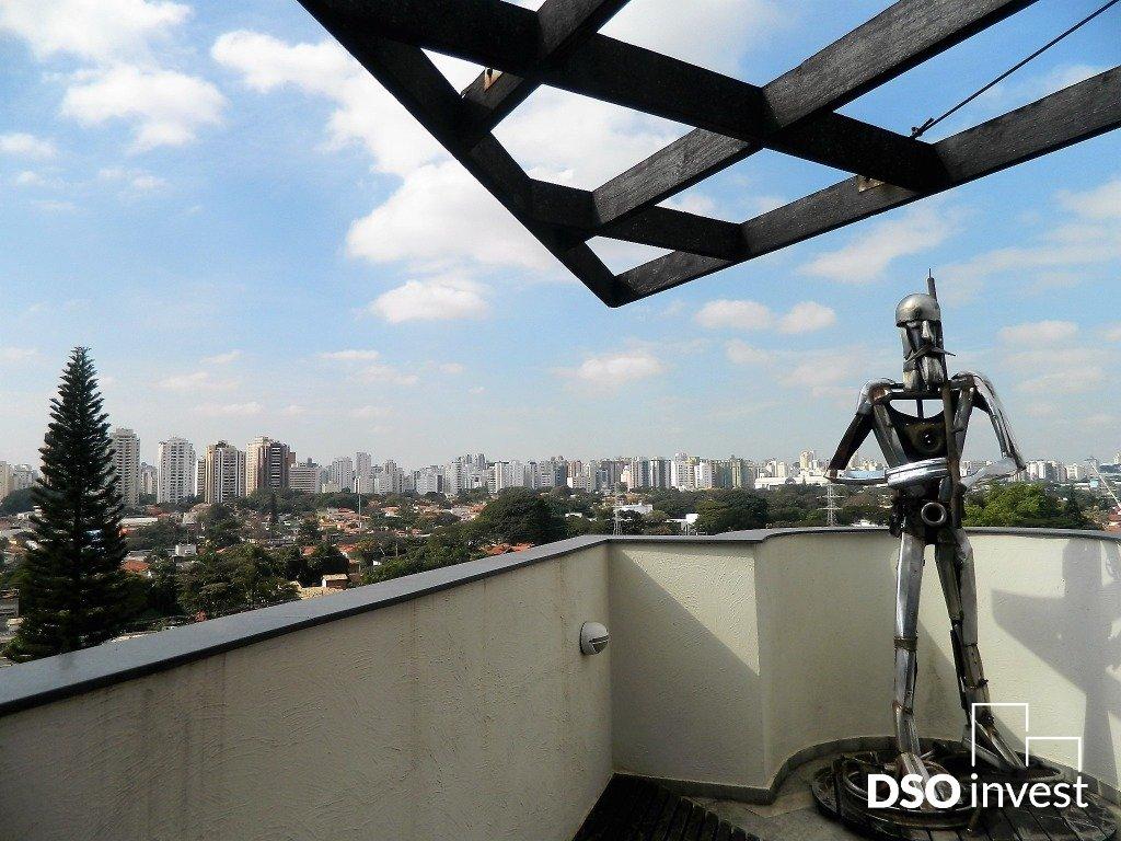 Cobertura - Brooklin Paulista