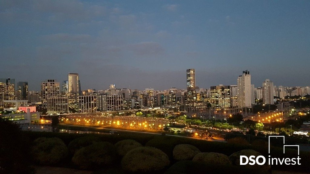 Cobertura - Cidade Jardim
