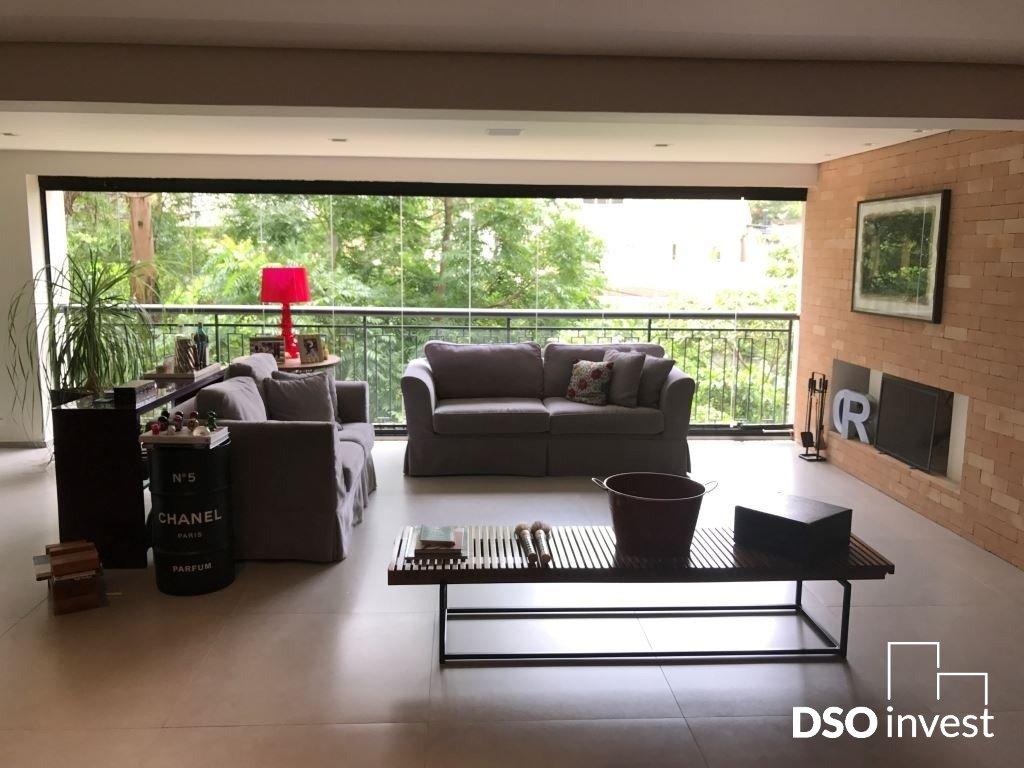 Apartamento - Panamby