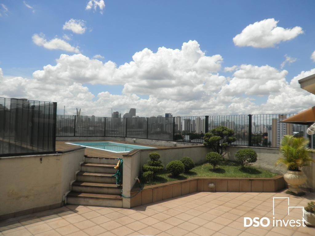 Cobertura - Jardim das Acácias