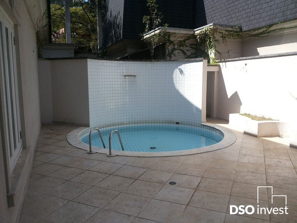 Casa em Condominio - Brooklin Paulista