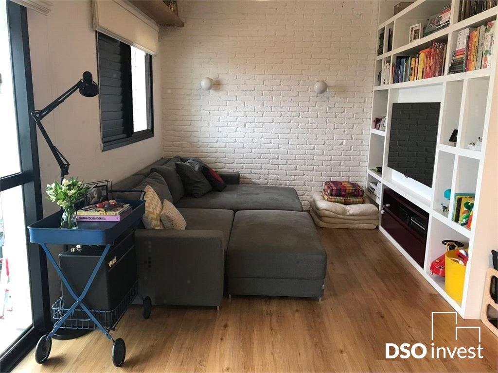 Apartamento - Chácara Santo Antônio