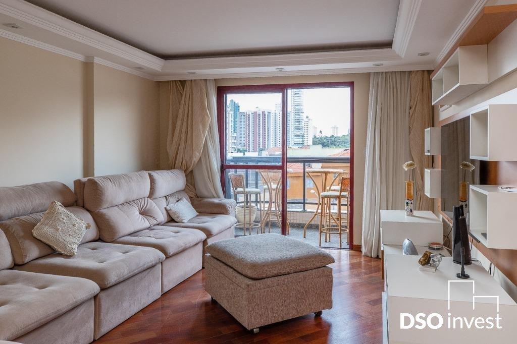 Apartamento - Jardim Anália Franco