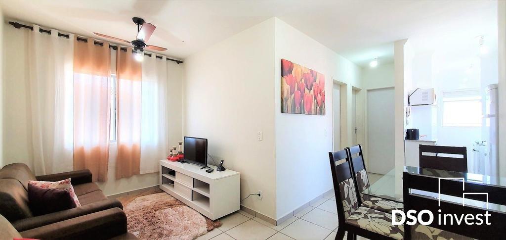 Apartamento - Residencial Cosmos