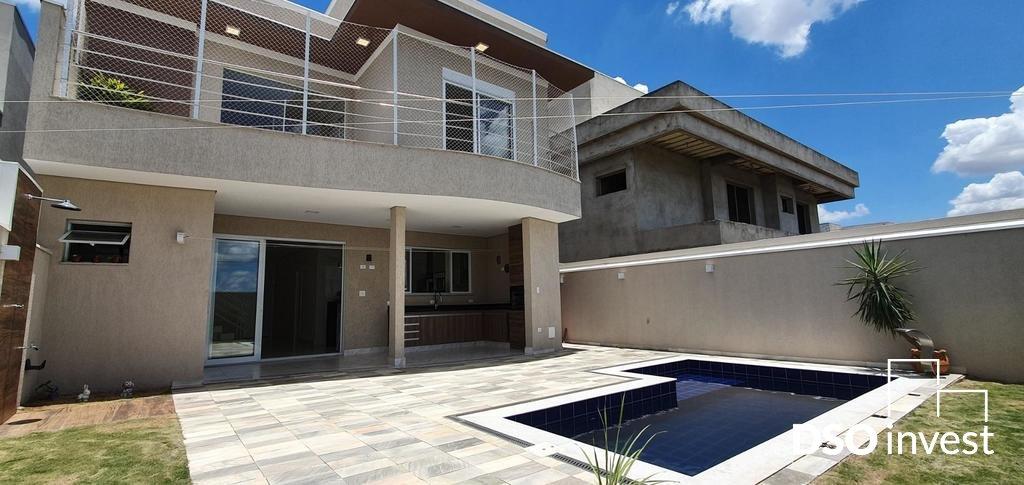Casa em Condominio - Residencial Real Parque Sumaré
