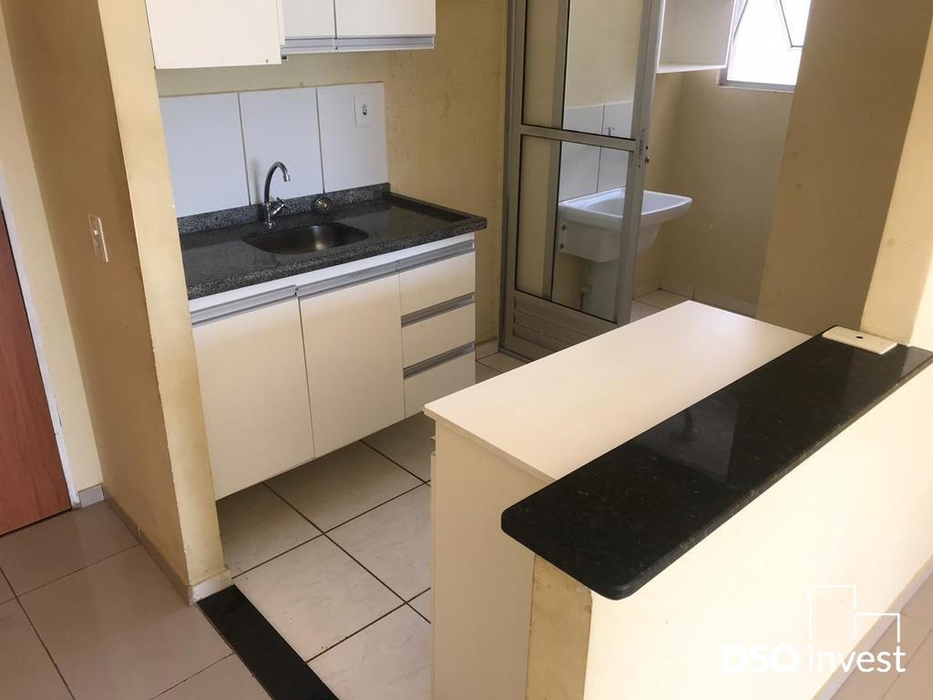 Apartamento - Jardim Nova Hortolândia II