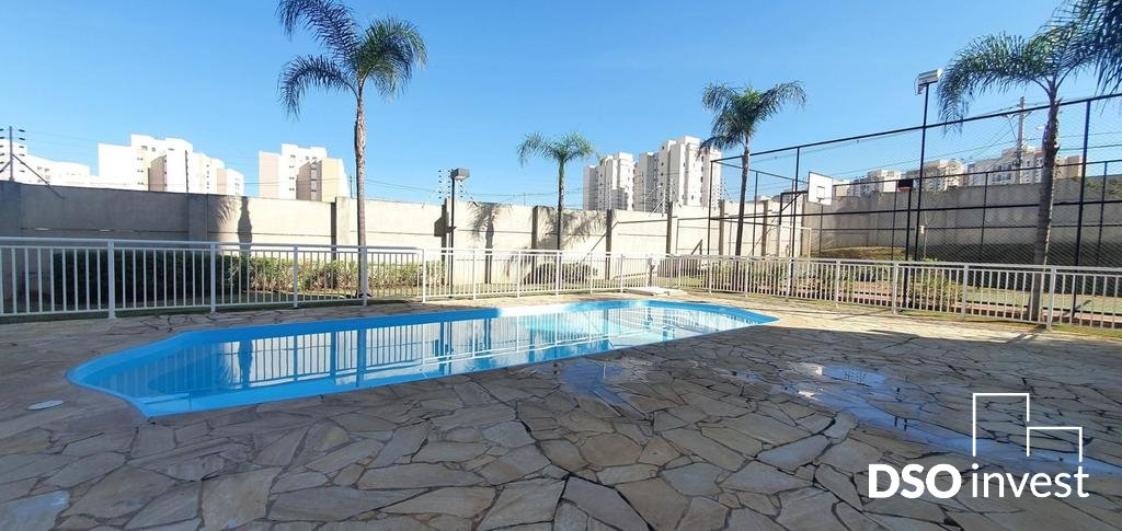 Apartamento - Condomínio Residencial Viva Vista