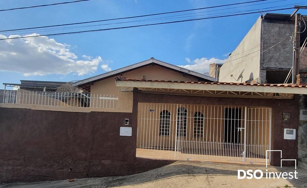 Casa - Dic II (Conj Habitacional Doutor Antônio Mendonça de Barros)