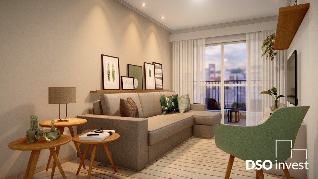 Apartamento - Vila Gumercindo