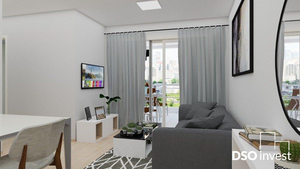 Apartamento - Vila Moraes