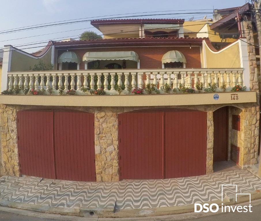 Casa - Jardim Pacaembu