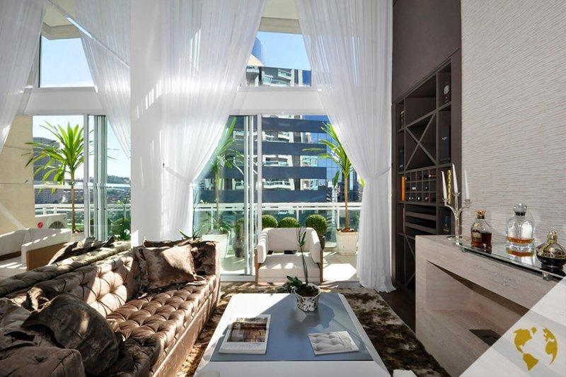 Apartamento - Cidade Monções