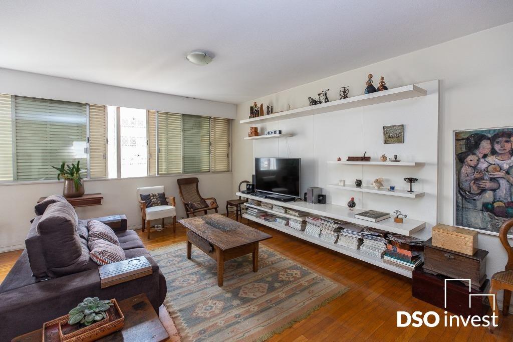Apartamento - Santa Cecília