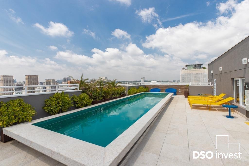 Apartamento - Jardim Paulistano